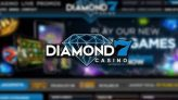 Diamond 7 Up to £500 Bonus + 50 Spins